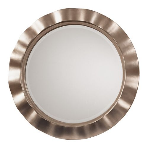 Cosmos Beveled Wall Mirror