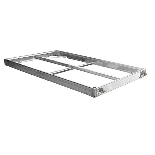Multinautic 4 ft. x 8 ft. QPF-383 Aluminum dock