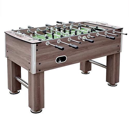 Driftwood 56-in Foosball Table