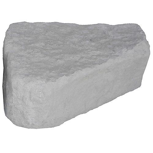 Landscape Rock - Right Triangle in Grey/Armor Stone