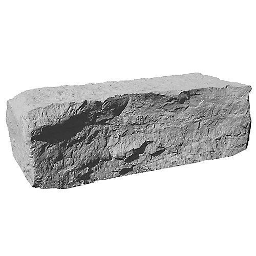Landscape Rock - Half Rock in Grey/Armor Stone