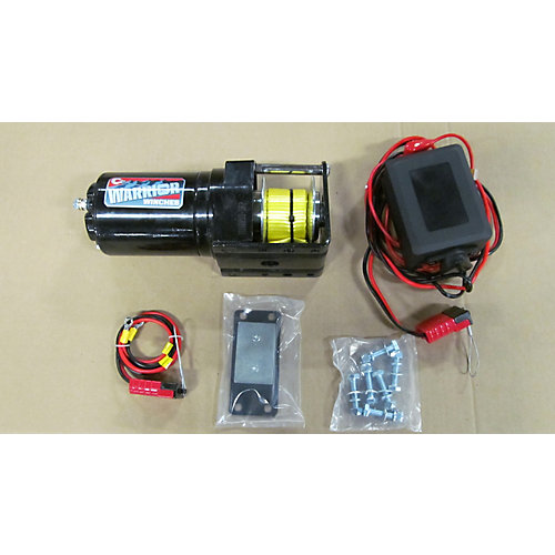 Complete Winch With Strap