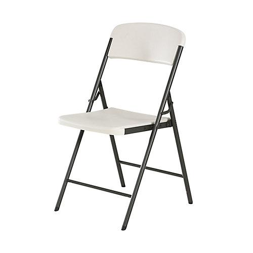 Essential Almond Folding Chair