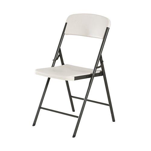 Chaise pliante couleur amande Essential