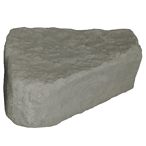 Landscape Rock - Right Triangle in Oak/Armor Stone