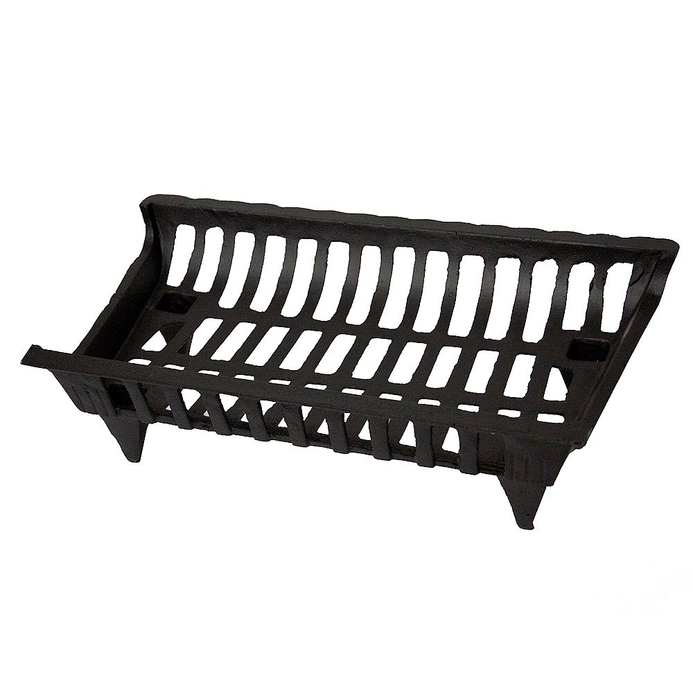 "Pleasant Hearth 24"" Cast Iron Grate"