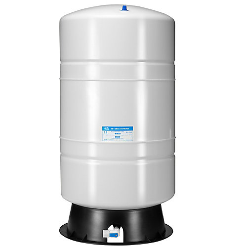20 Gallon Reverse Osmosis Water Storage Tank #T20M - Colour may be white or blue