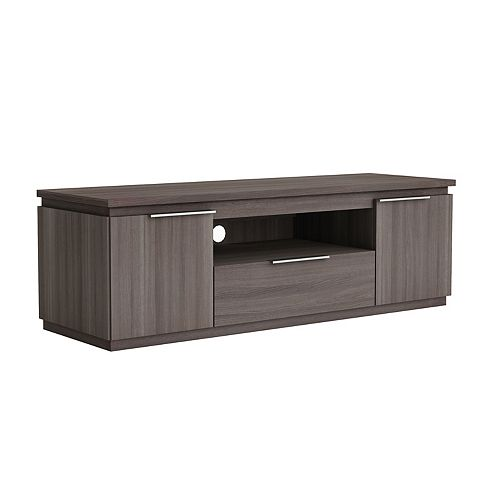 ABBEY TV STAND - VULCANO OAK