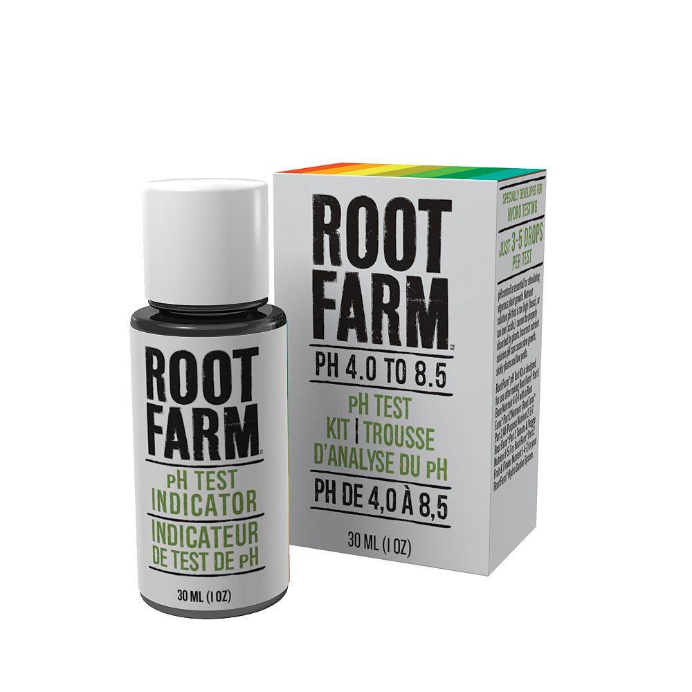 Root Farm Trousse D'Analyse Du PH