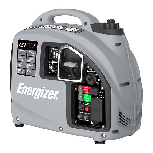 2,000W Gas Powered Portable Inverter Generator with USB