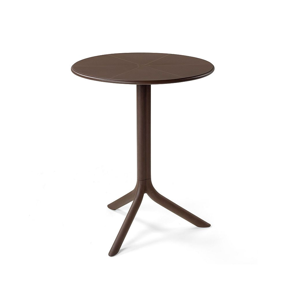 Nardi Spritz Outdoor Bistro Table with Two Bases - Café