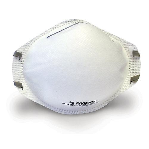 Masque à poussière, boîte de 20 (N95)