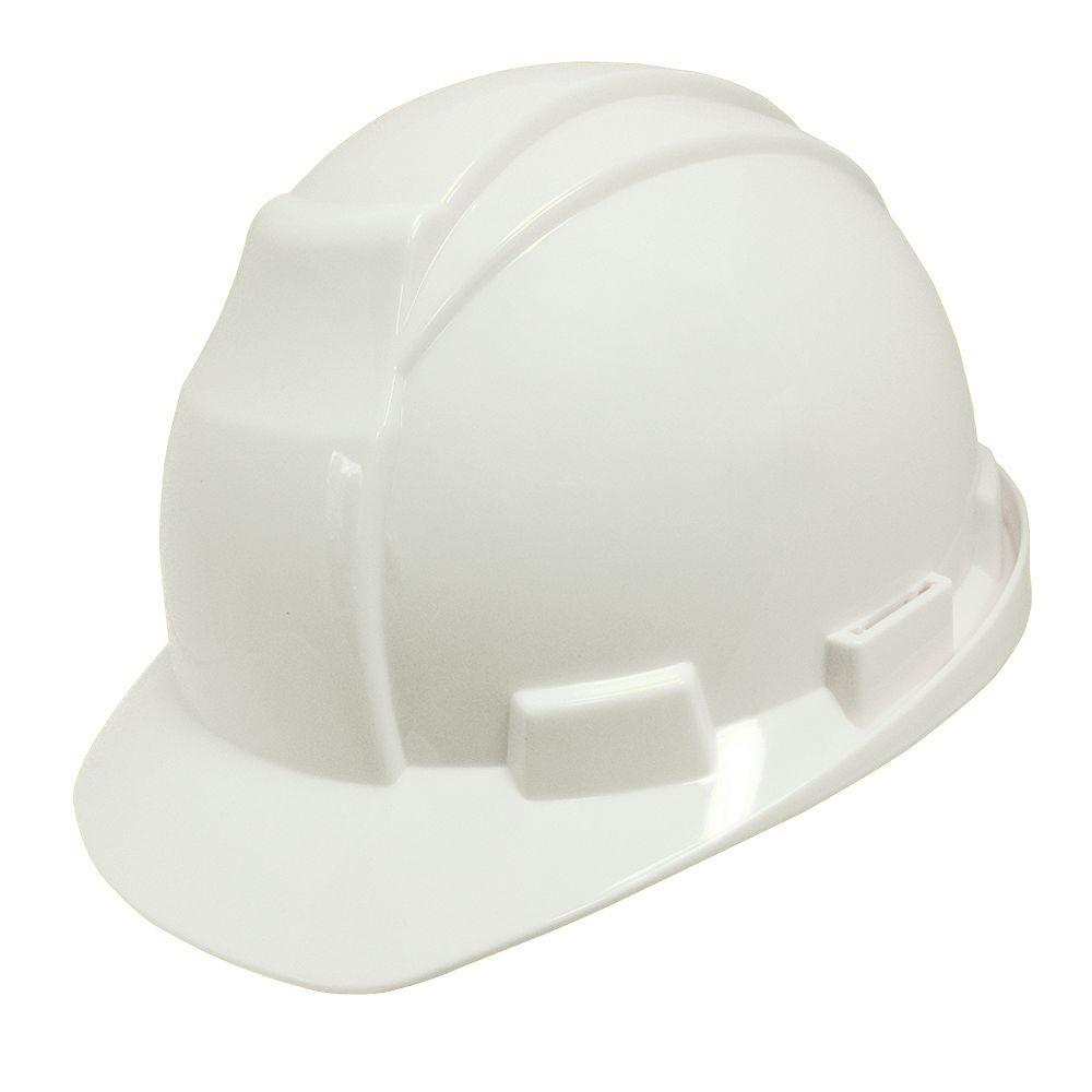 Workhorse White Type 1 Hard Hat
