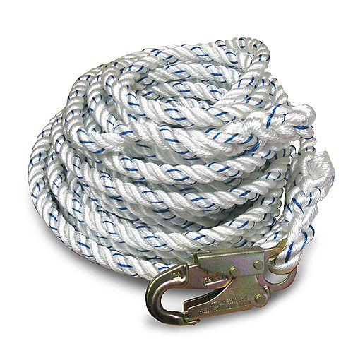 Vertical Rope Lifeline (50 Feet)