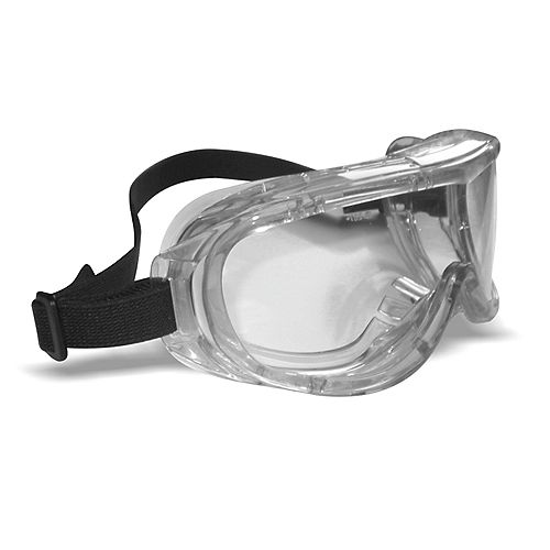 Indirect Ventilated Impact and Splash Safety Goggles
