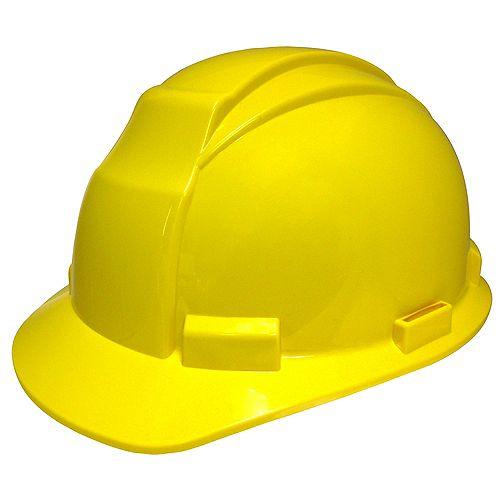 Casque de securité jaune (Type 2)