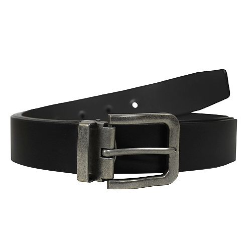 Classic Leather Cut-to-Size Dress Belt
