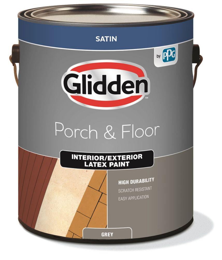 Glidden Porch Floor Interior Exterior