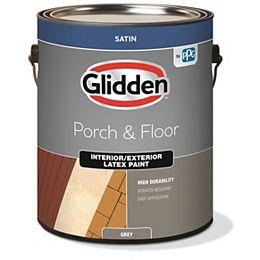 Porch & Floor Interior/Exterior Satin - Grey 3.78 L