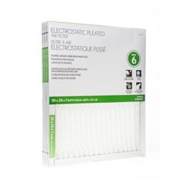 Basic Protection 20X24X1 Filter (12-Pack)
