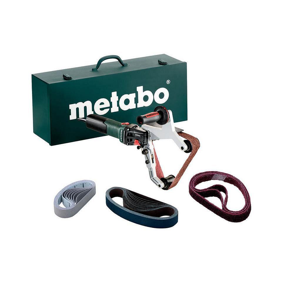 Metabo Ensemble RBE 15-180, kit de sablage 7 po Pipe and Tube