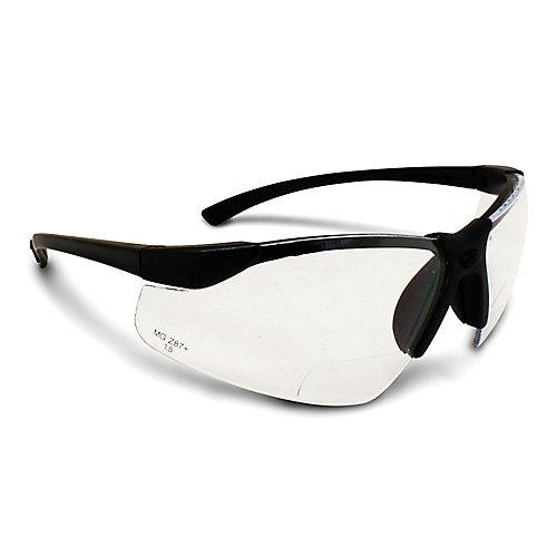 Bi-Focal Clear Lens Safety Glasses 1.5