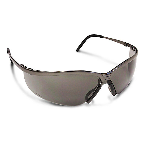 Smoked Lens Safety Glasses