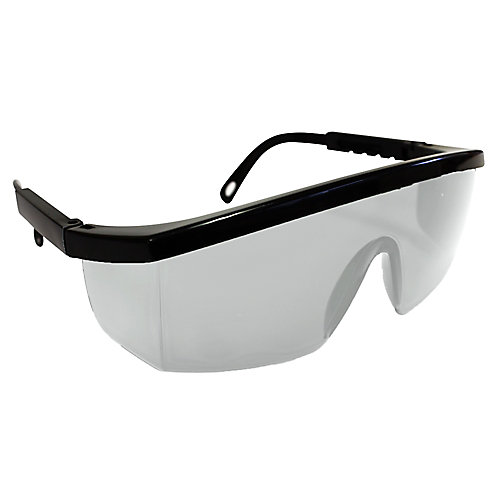 Clear Safety Glasses with Side Shields