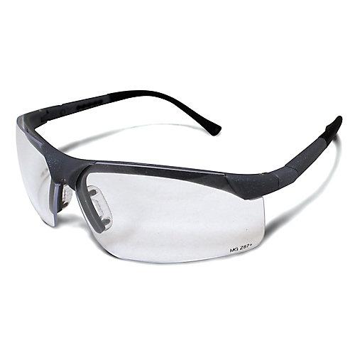 Clear Anti-Fog Safety Glasses