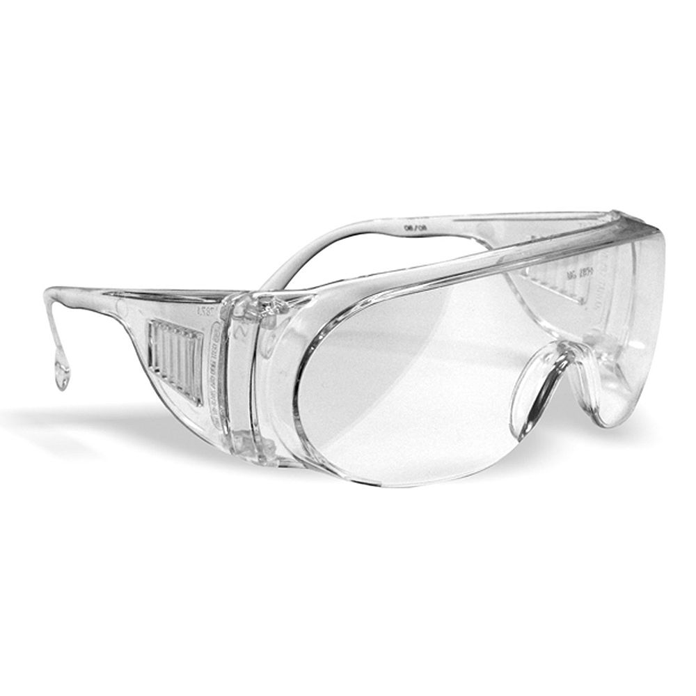 Workhorse Clear Visitor Glasses Dispenser