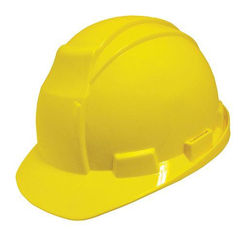 Casque de securité jaune (Type 1)