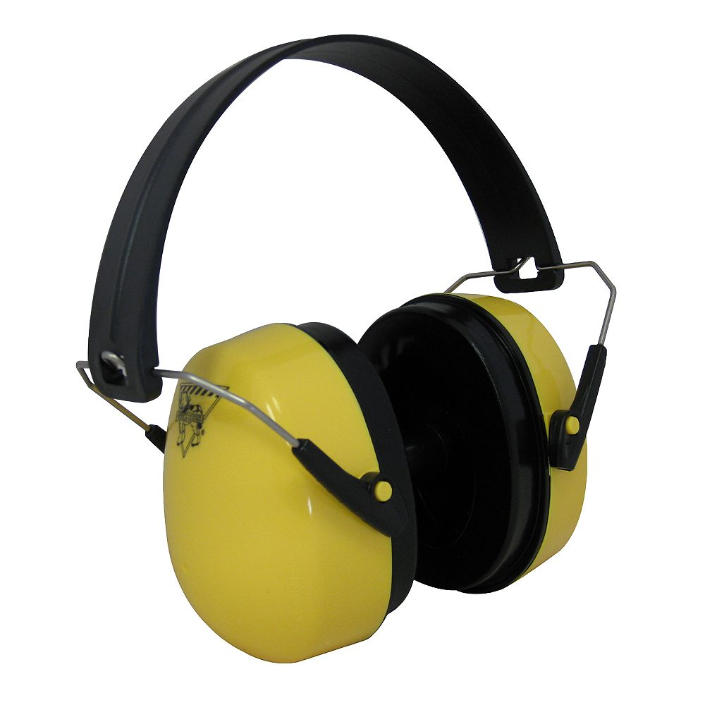 Workhorse Foldable Head Band Earmuff NRR 25