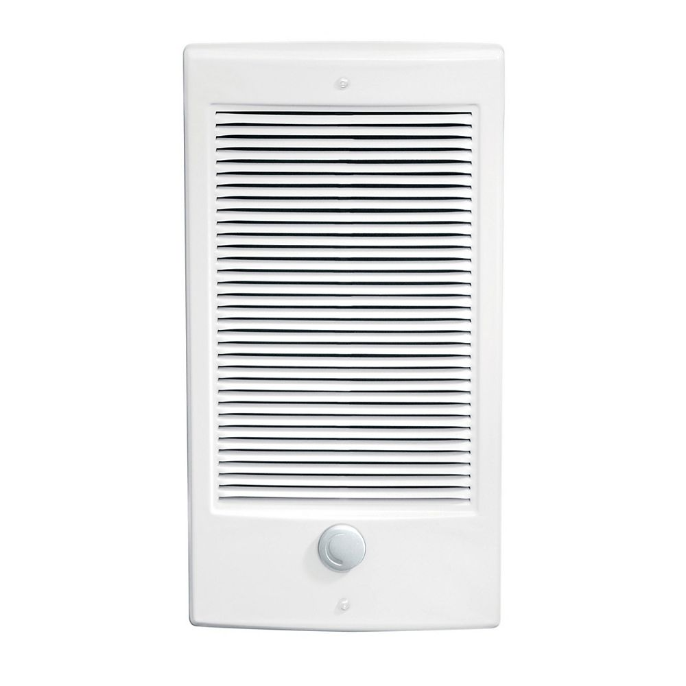 Dimplex Wall Heater Insert with Thermostat, Small, 2X3, 1000W 240V, White