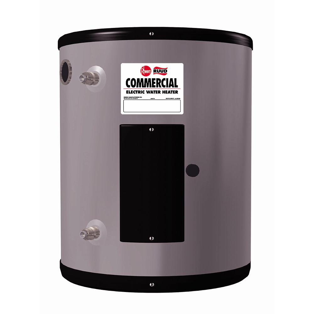Rheem 20 Gal Commercial Point of Use Water Heater (3kw/208V)