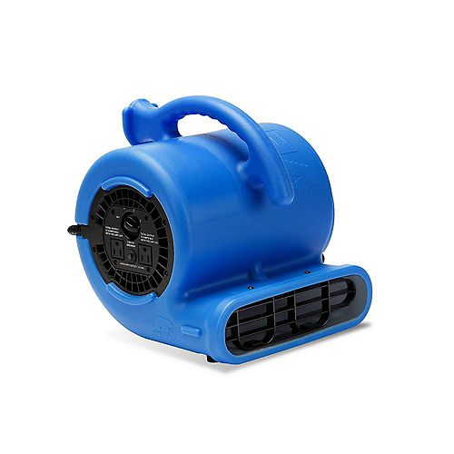 VP-20 1/5 HP Air Mover Blue