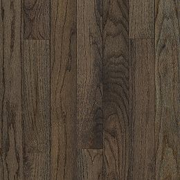 3/4-inch X 3-1/4-inch Oak Gray Solid Hardwood Plank 22SF