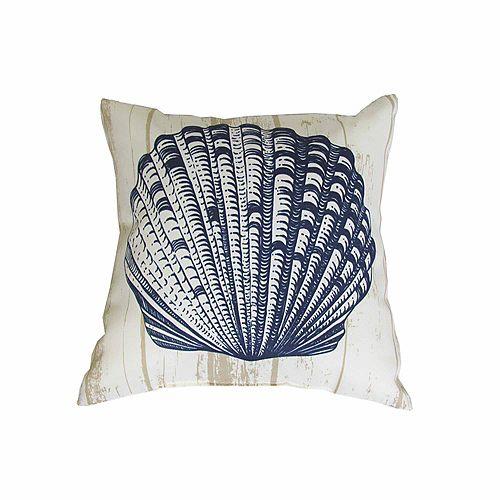 Shell Toss Cushion