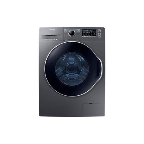 Laveuse compacte à chargement frontal de 2,6 pi3 en platine - ENERGY STAR®