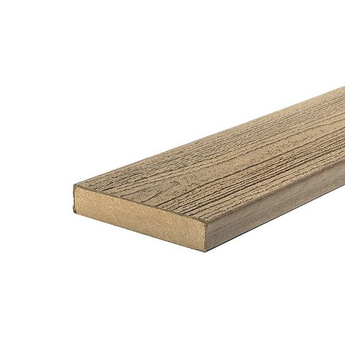 16 ft. - Transcend Composite Capped Square Decking - Rope Swing