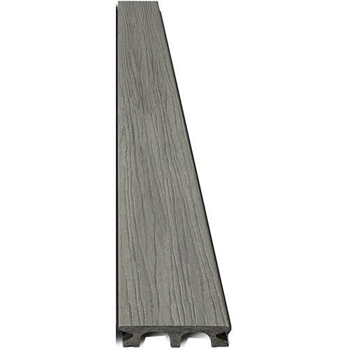 Eon 5/4 x 6 x 12 Pi. Ultra Planche de Terrasse - Gris