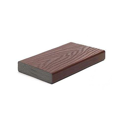 16 Ft. - Select 2x6 Composite Capped Square Decking - Madeira