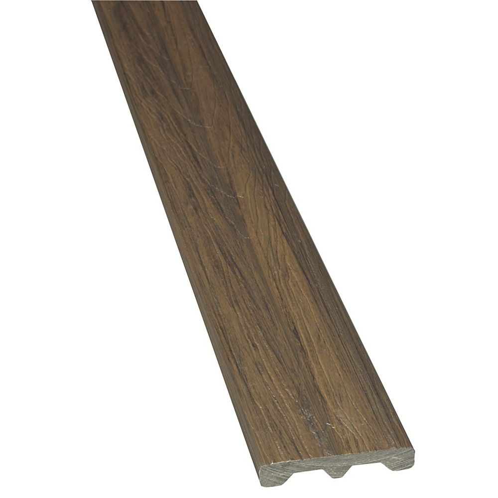 Veranda 12 Ft. - Elite Capped Solid Composite Decking -  Jarrahwood