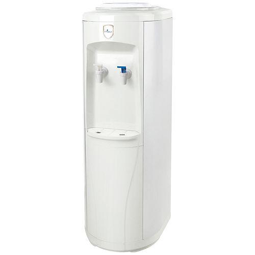 Refroidisseur d'eau (à température ambiante et froide) de plancher à chargement par le haut - ENERGY STAR®