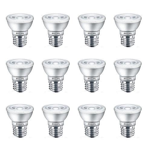 50W Equivalent Soft White PAR16 LED Light Bulb (12-Pack)