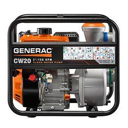 5HP 2 in. Gas Powered Clean Water Pump