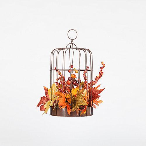 14-inch Harvest Wire Lantern