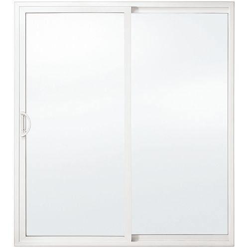 Premium Tripane, LowE, Energy Efficient, 5 ft. Vinyl Sliding Patio Door LH east - ENERGY STAR®