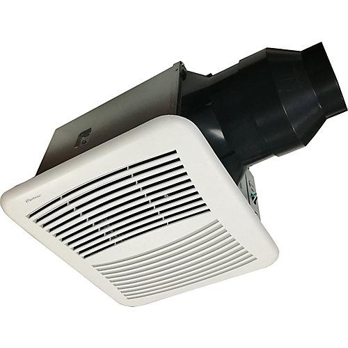 Quiet Series 80 Cfm 0.5 Sones Extremely Quiet Bath Fan