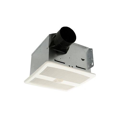 Quiet Series, 150 Cfm, 1.1 Sones, Bath Fan With Motion Sensor