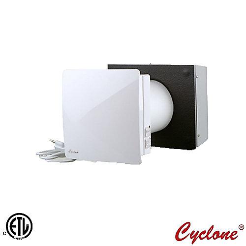 Dual Air Single Room High-Efficiency Energy Recovery Ventilator